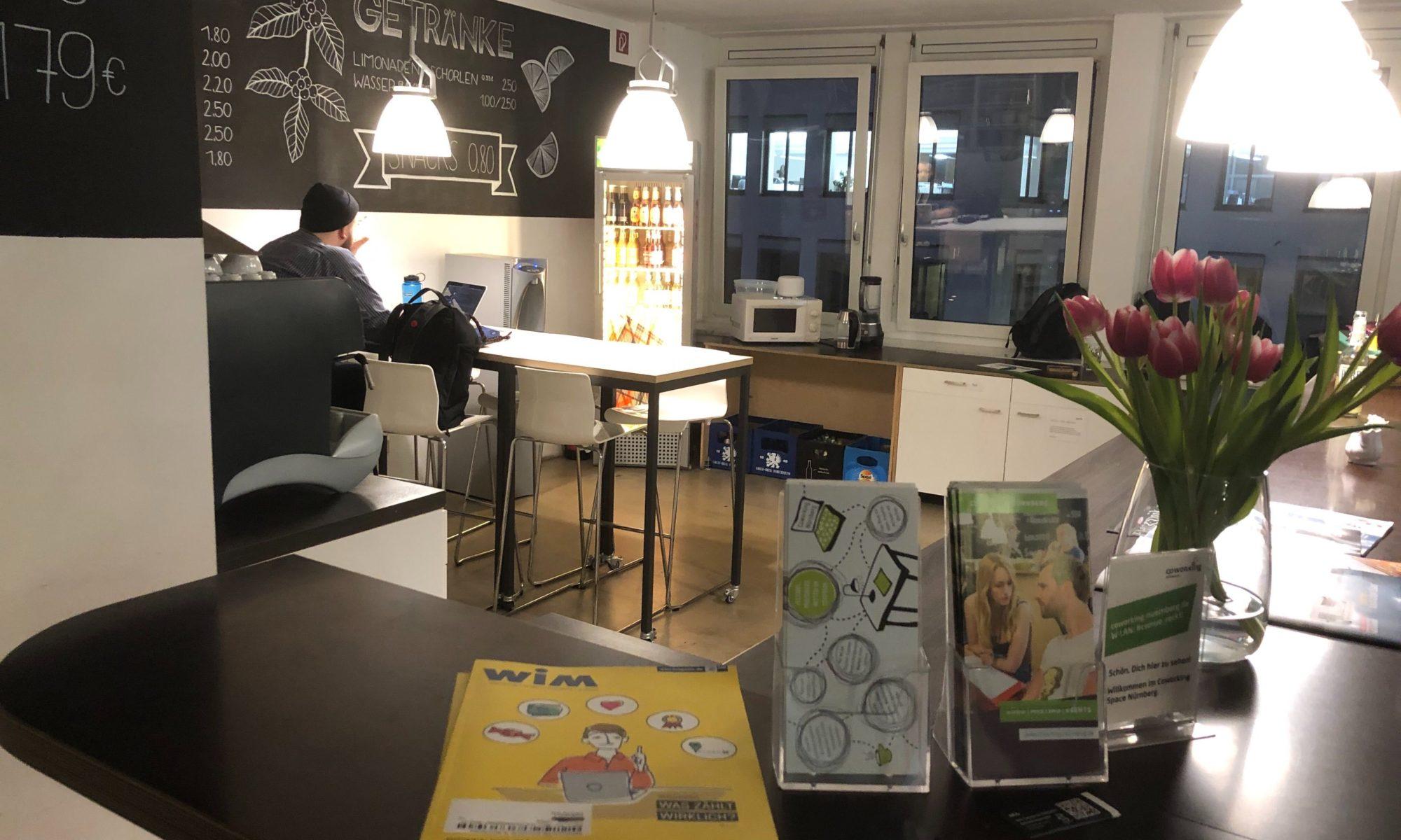 Coworking Nürnberg